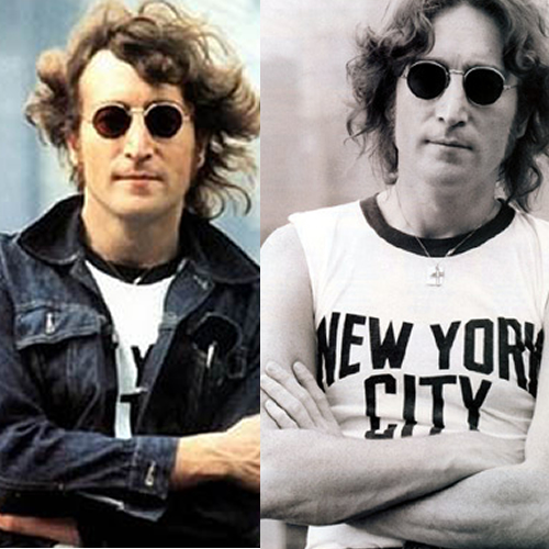 c9a681fa9e The John Lennon-Round Sunglasses